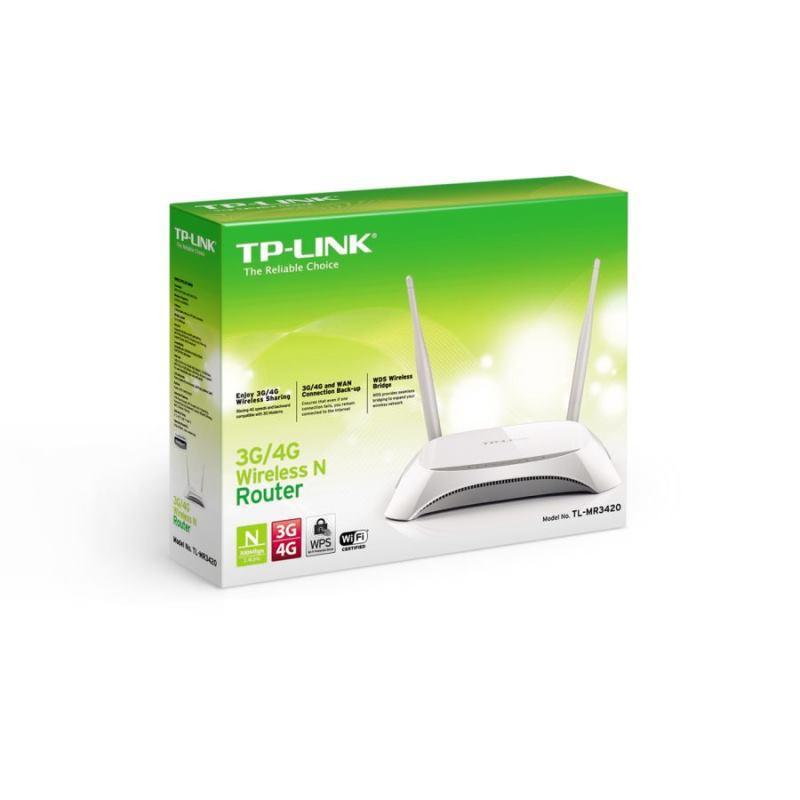 TP-Link TL-MR3420 wifi 300Mbps 3G Wireless