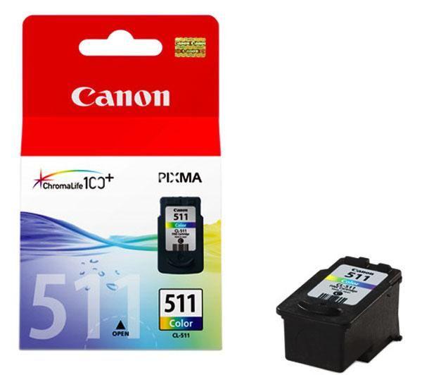 Cartridge CANON CL-511 COLOR 9ml