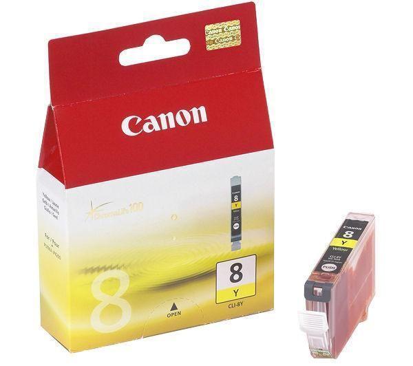 Cartridge CANON CLI-8Y