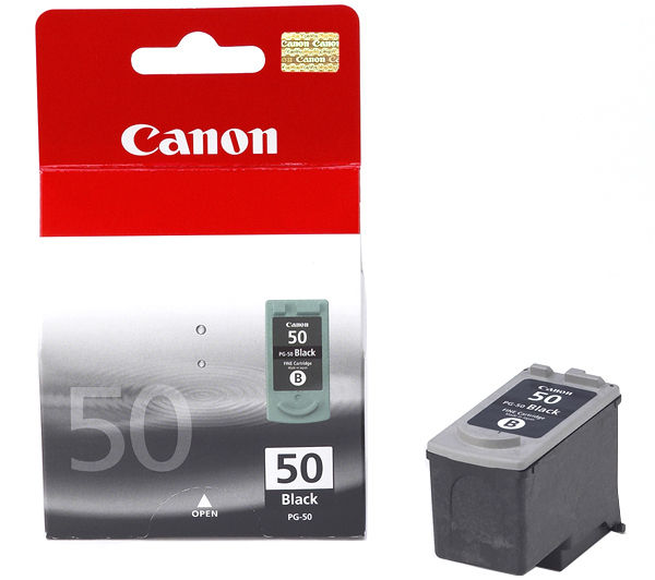 Cartridge CANON PG-50 black