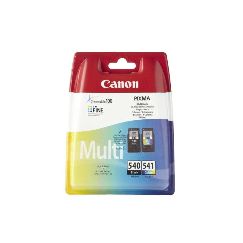 Cartridge CANON set PG-540 a CL-541
