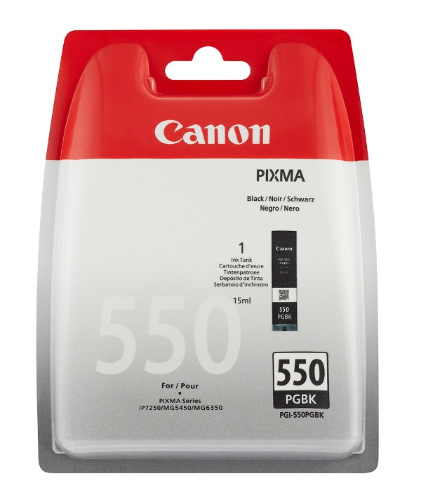 Cartridge CANON PGI-550PGBK Black
