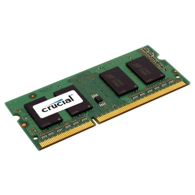 CRUCIAL 8GB/DDR3L SO-DIMM/1600MHz/CL11/1.35V