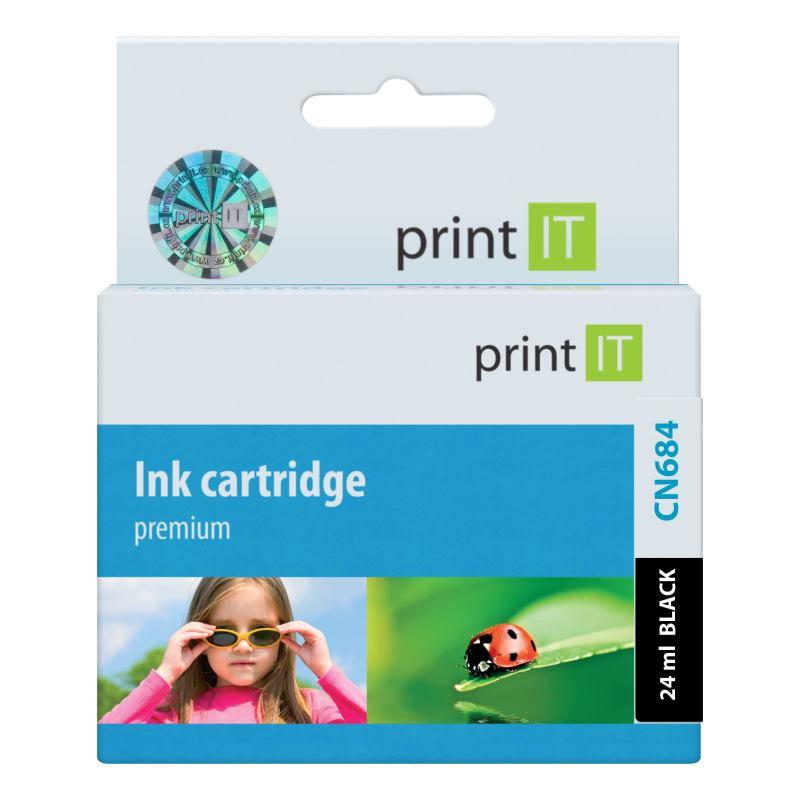 Cartridge PrintIT CN684EE Black No. 364 XL