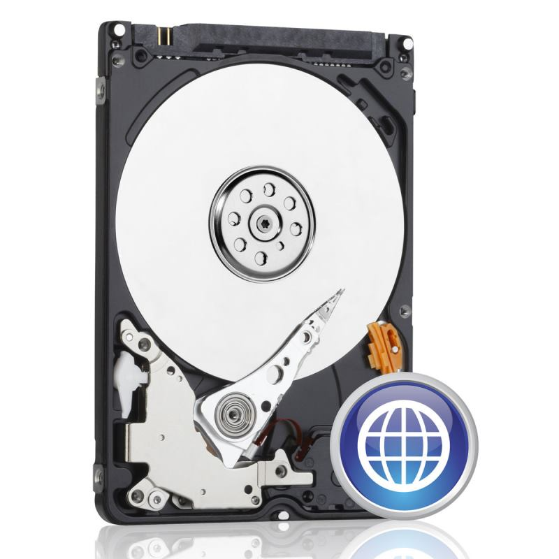 "WD BLUE 750GB/2,5""/8MB/9,5mm"