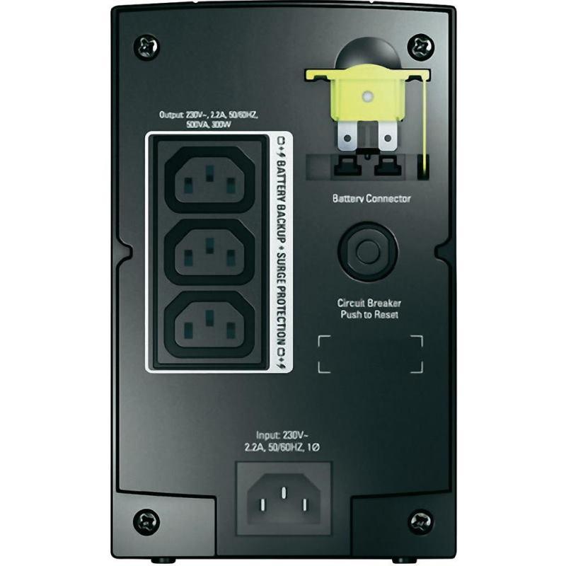 APC Back UPS 300W / 500VA BX500CI