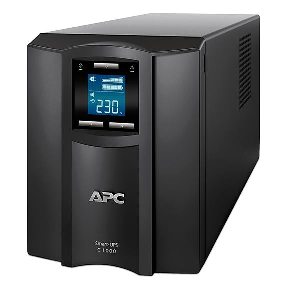 UPS APC SMART 1000VA/600W + SmartConnect