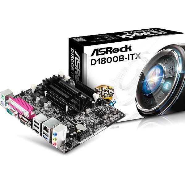 ASROCK Základná doska D1800B-ITX