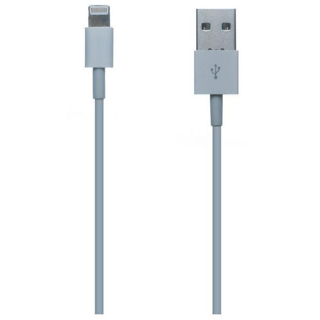 CONNECT IT CI-159 USB kabel Apple LIGHTNING White