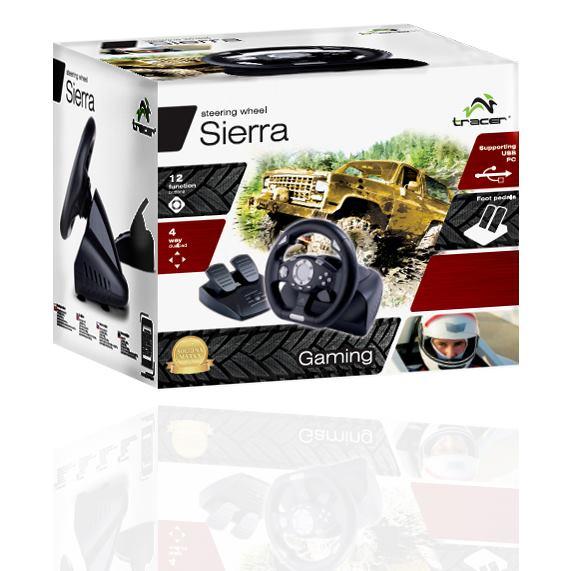 Tracer Steering Whell Sierra USB