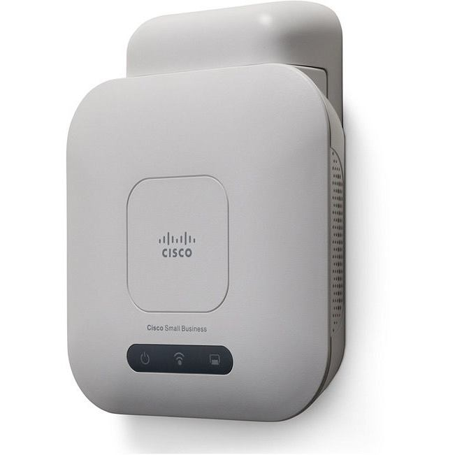 Cisco WAP121 Wireless-N Access Point with Power ov