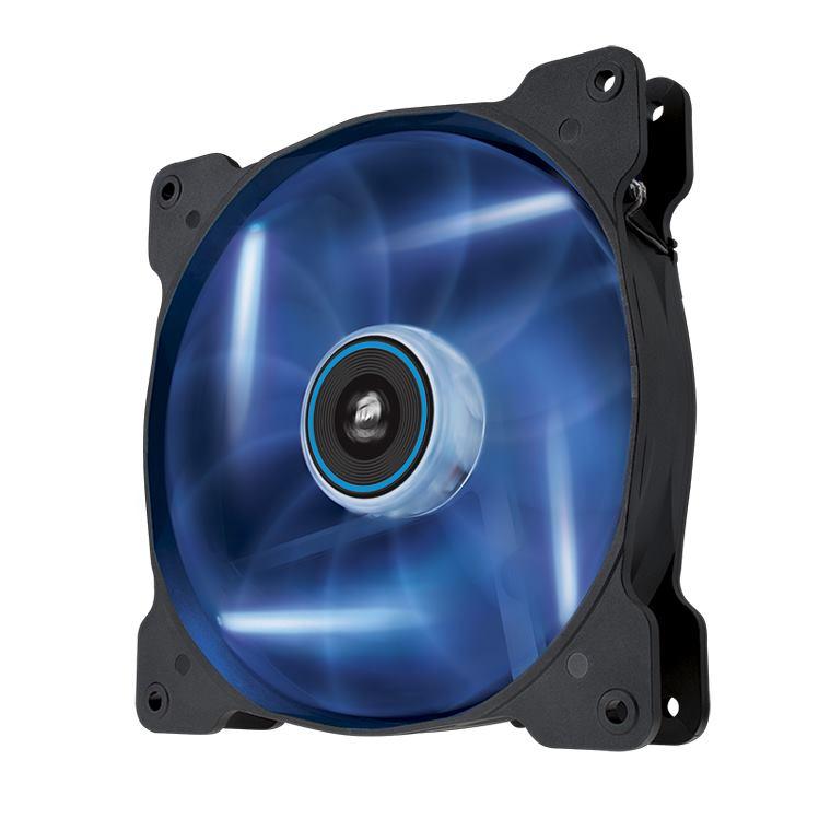 Corsair -- Air cooler SP140 LEDBlue 140x25 2ks/led