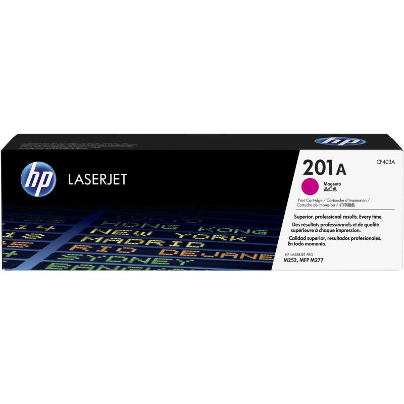 HP Toner HP 201A LaserJet CF403A magenta