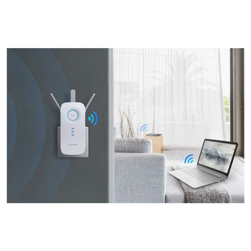 TP-Link RE450 AC1750 Dual Band Extender