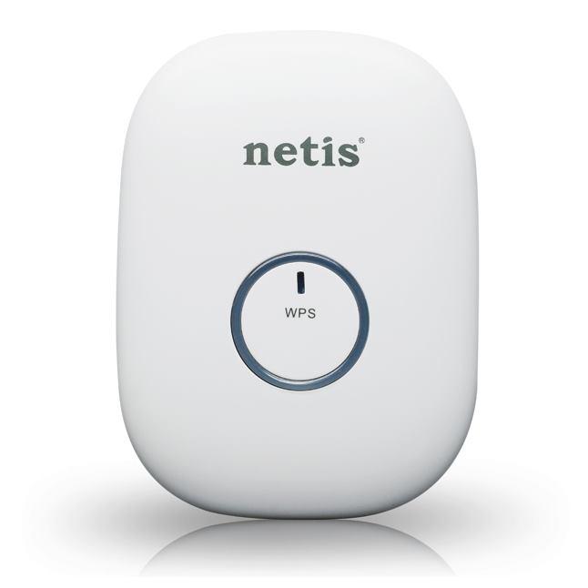 NETIS E1+ Wifi N 300Mbps Range Extender