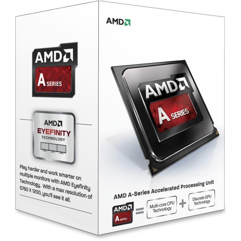 AMD Richland A4-6300 FM2 AD6300OKHLBOX