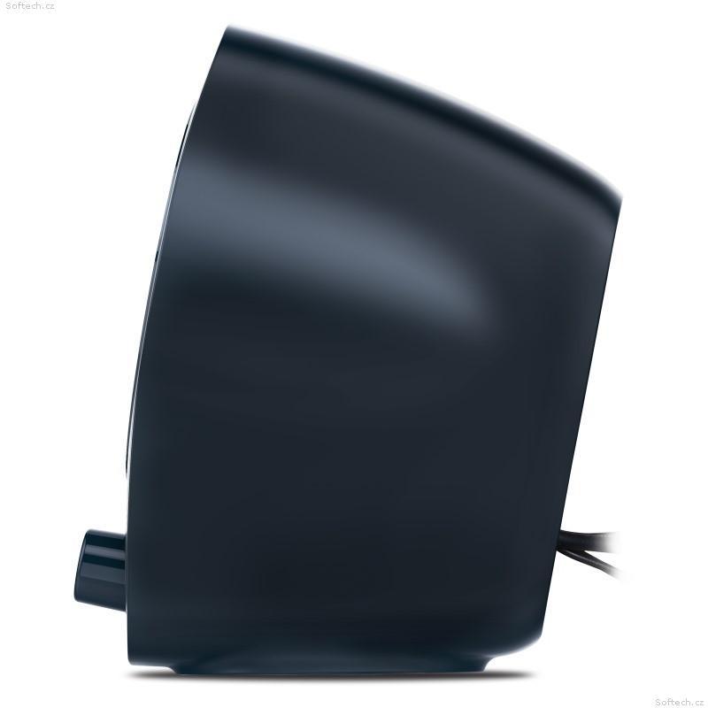 Reproduktory GENIUS -- SP-J120 USB 2.0 4W black