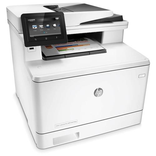 HP Multifunkcia LaserJet Pro M477fdw A4