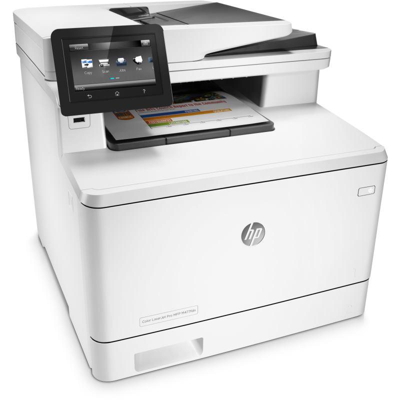 HP Multifunkcia LaserJet Pro M477fdn A4