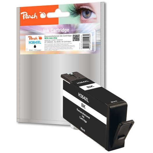 Cartridge Peach -- HP No. 364XL, CN684EE PI300-365
