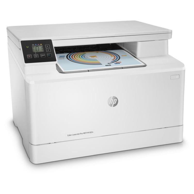 HP Multifunkcia LaserJet Pro MFP M182n A4