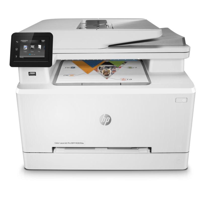 HP Multifunkcia LaserJet Pro MFP M283fdw A4