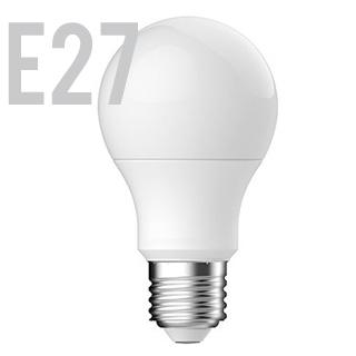 GE LED E27/A60/6W/2700K/470lm