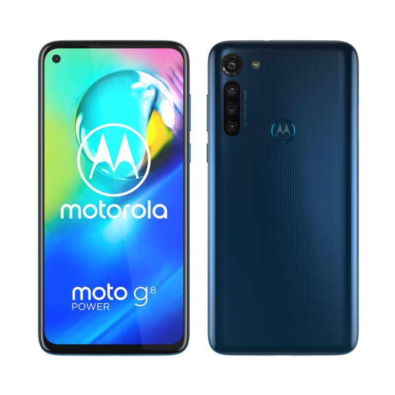 MOTOROLA Moto G8 Power 4GB/64GB DUAL Sim blu