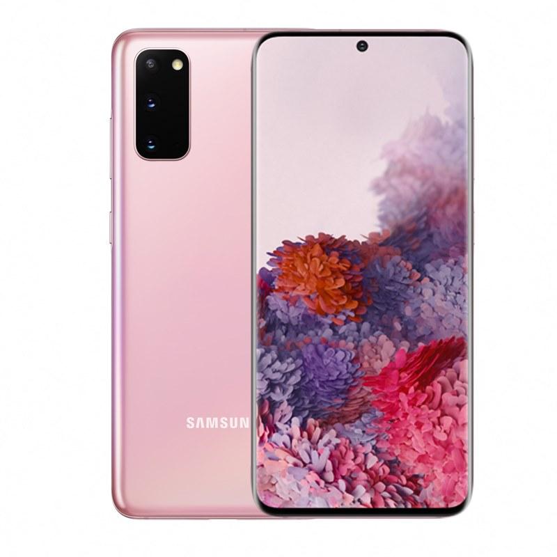 SAMSUNG Galaxy S20 128GB DUOS Pink