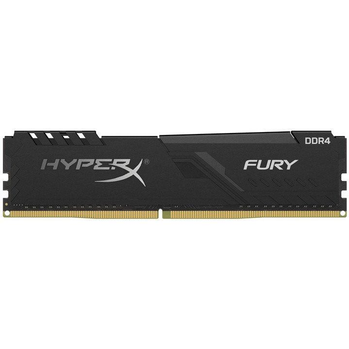 KINGSTON HyperX Fury Black 16GB DDR4 2400MHz