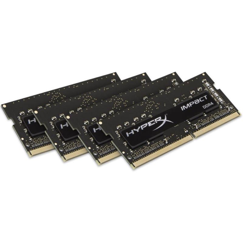 KINGSTON Impact 4x8GB DDR4 SO-DIMM/2400/CL14/1.2V