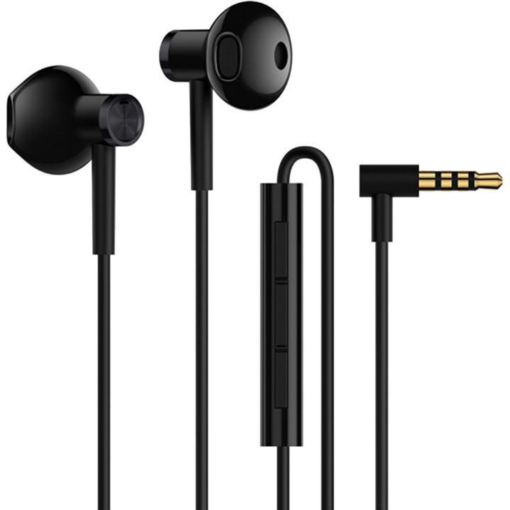 XIAOMI Mi Dual Driver Earphones, black