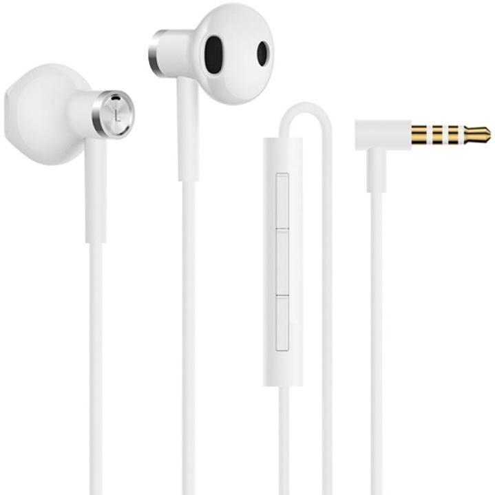 XIAOMI Mi Dual Driver Earphones, white