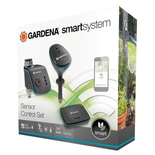 GARDENA smart senzor, zavlažovací počítač - sada