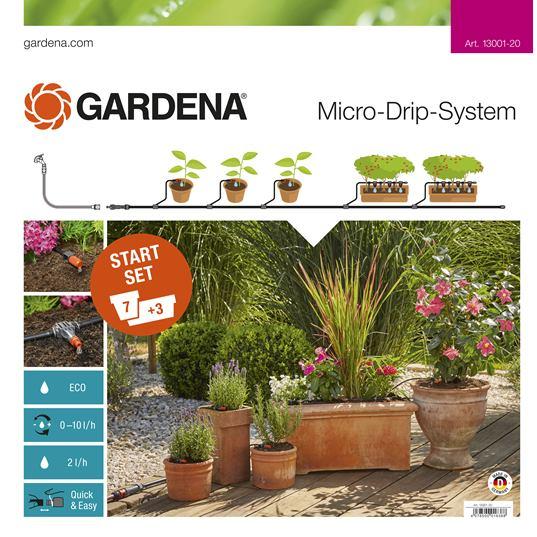 GARDENA Štartovacia súprava pre rastliny M