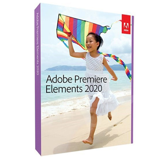 ADOBE Premiere Elements 2020 WIN CZ FULL