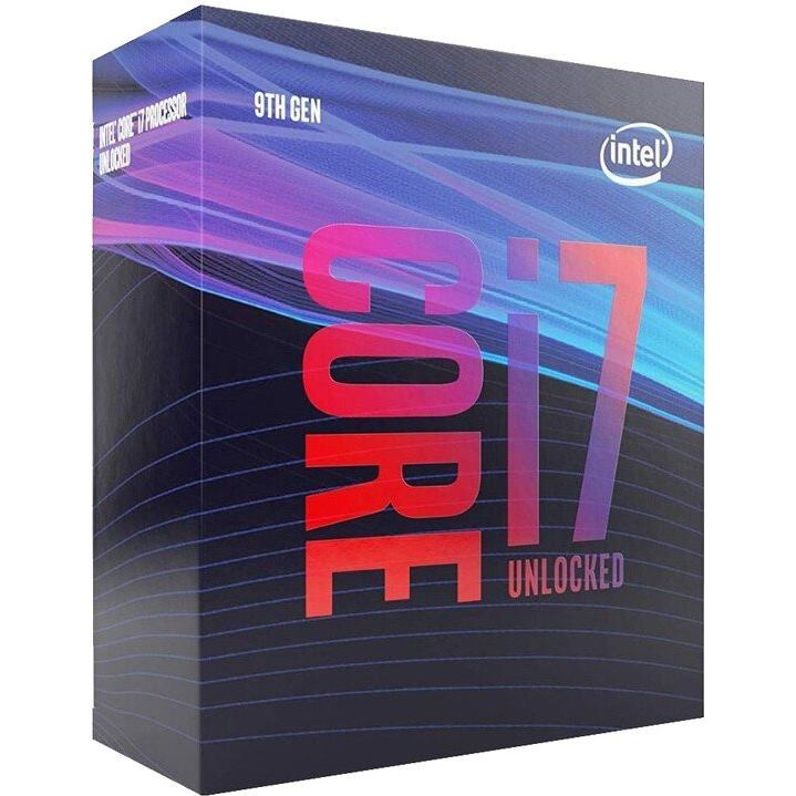 INTEL Intel Core i7-9700F 12M Cache up to 4.70 GHz