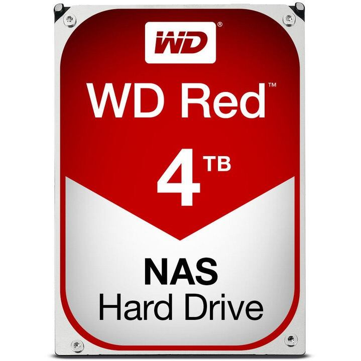 """WD Red NAS 4TB 3,5""""/256MB/26mm"""