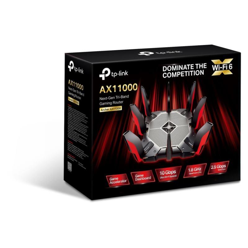 TP-Link Archer AX11000 Next-Gen Tri-Band Router