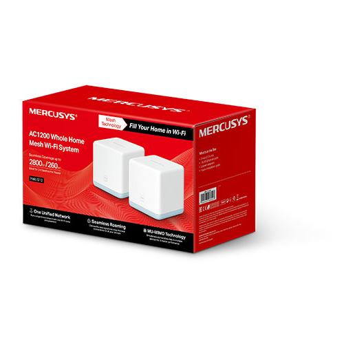 MERCUSYS Halo S12 (2-pack)
