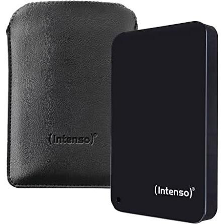 "INTENSO 4TB MemoryDrive black 2,5"""