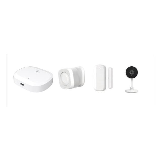 WOOX R7072, Security Kit Basic ZigBee/WiFi