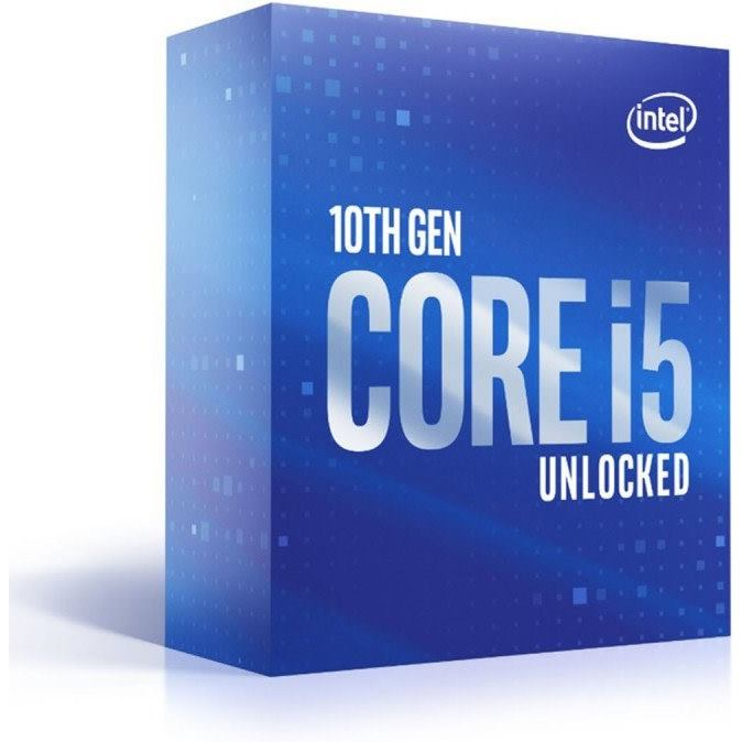 INTEL Intel Core i5-10600KF (12M Cache do 4.80GHz)