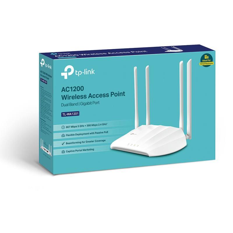 TP-Link TL-WA1201, AC1200 Wireless Access Point