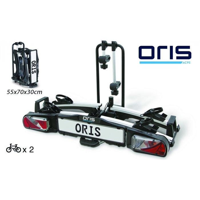 ORIS Traveller II, nosič 2 bicyklov na ťažné