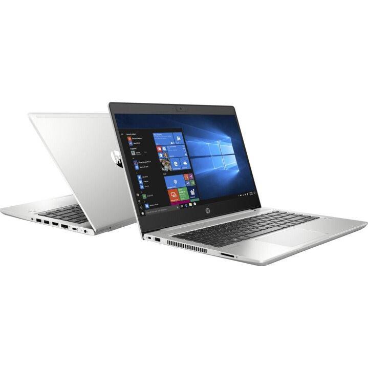 """HP 445 G7 14"""" FHD R5 4500U/8GB/256/W10P/silver"""