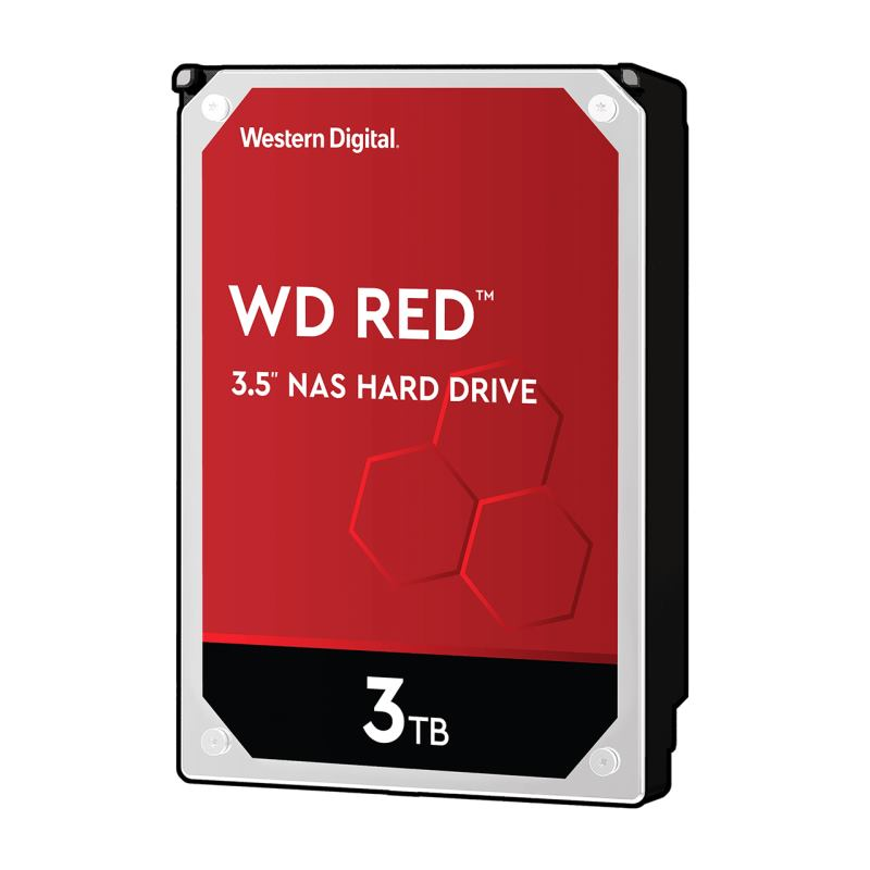 """WD Red NAS 3TB 3,5""""/256MB/26mm"""