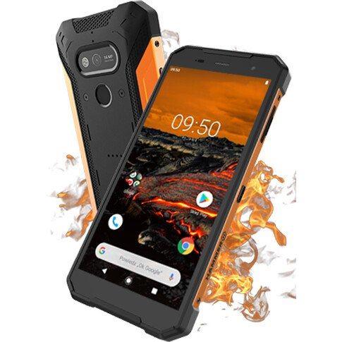 MYPHONE HAMMER Explorer, 3GB/32GB, oranžový