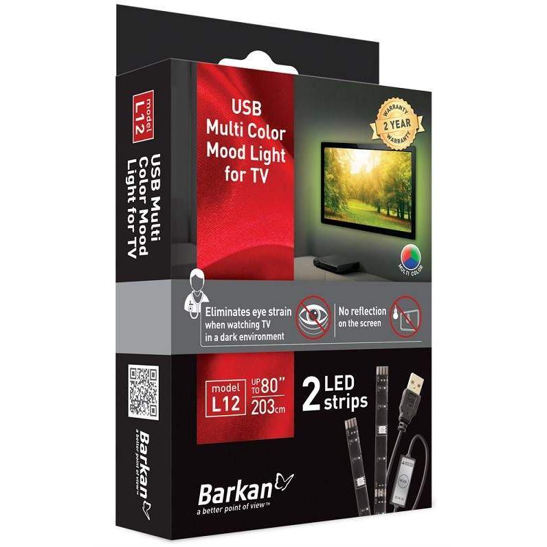 BARKAN LED osvetlenie pre TV BAR L12