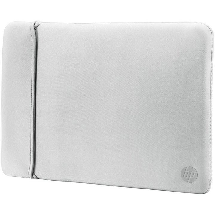 "HP 15.6"" Reversible Sleeve, Black / Silver"